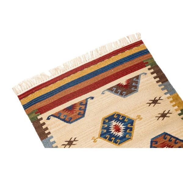 Dywan ręcznie tkany Kilim Dalush 310, 180x65 cm