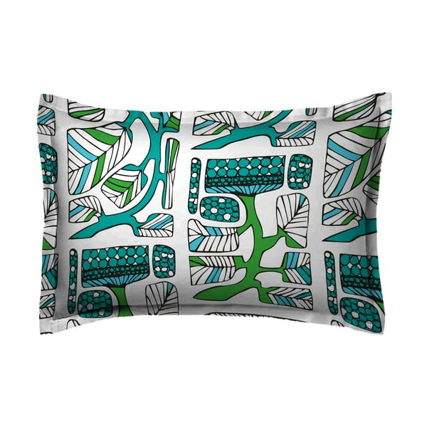Poszewka na poduszkę Folke Green, 50x70 cm