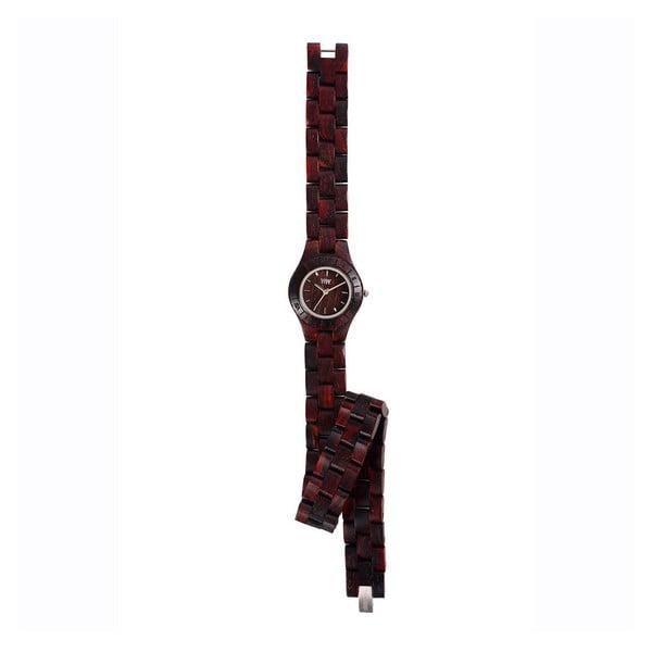 Drewniany zegarek damski Venus Chocolate