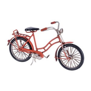 Model dekoracyjny Bike In Red