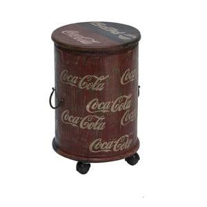 Pojemnik z wieczkiem Coca-Cola
