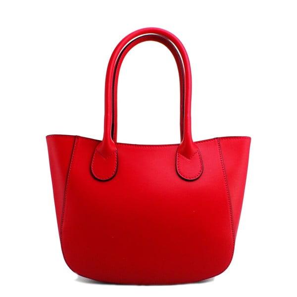 Skórzana torebka Filena Rosso