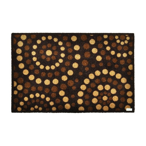 Dywan Zala Living Dots Brown, 120x200 cm