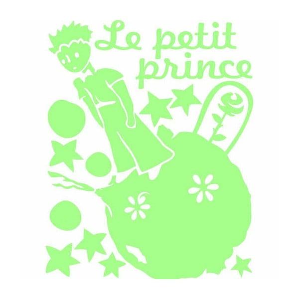 Naklejka świecąca w ciemności Ambiance Le Petit Prince, 25x20 cm