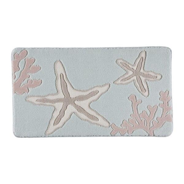 Dywanik łazienkowy Little Star Blue, 80x140 cm
