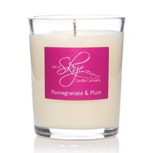 Świeczka o zapachu granatu i śliwek Skye Candles Container, 12h