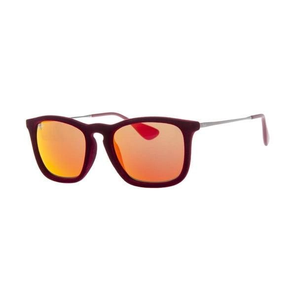 Okulary przeciwsłoneczne (unisex) Ray-Ban 4187 Maroon