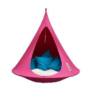 Różowy 1-osobowy namiot wiszący Cacoon Single