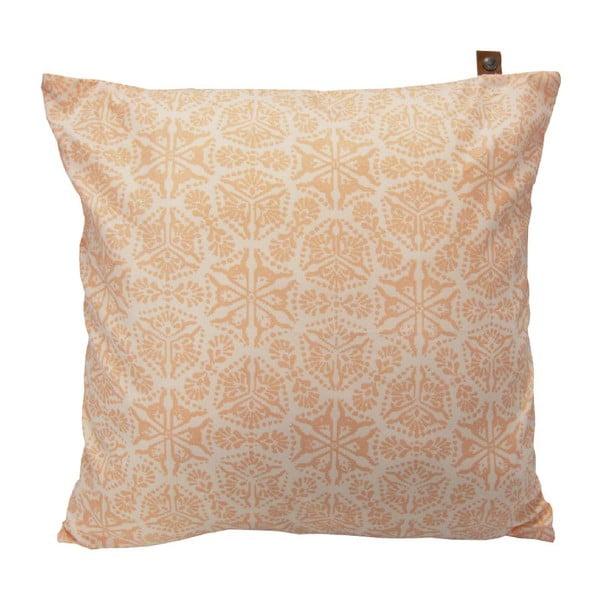 Różowa poduszka Overseas Microfiber, 45x45 cm