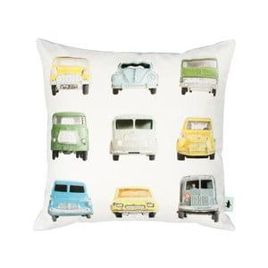 Poszewka bawełniana na poduszkę Studio Ditte Cars, 50x50 cm