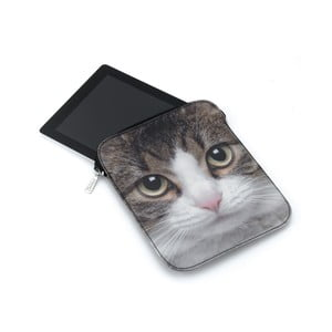 Etui na iPad Tabby Cat