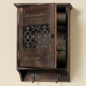 Naścienna szafka na klucze Amira