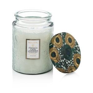 Świeczka o zapachu cedru, werbeny i lawendy Voluspa Limited Edition