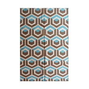 Ręcznie tkany dywan Kilim 217, 155x240 cm