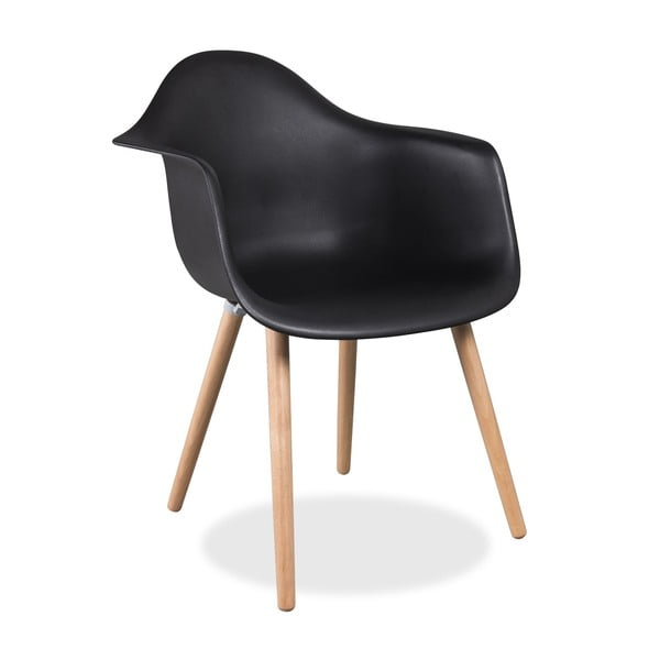 Krzesło Dimero Simple Legs Black