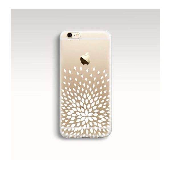 Etui na telefon Floral V na iPhone 5/5S