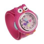Zegarek   dziecięcy My Doodles Owl,uniwersalna wielkość, sylikonowy pasek