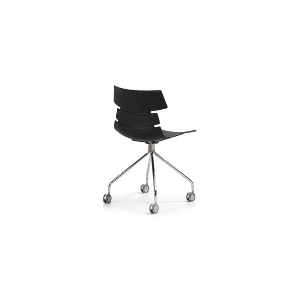 Krzesło biurowe Pulmak Black