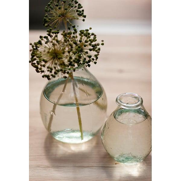 Wazon ze szkła recyklowanego Vase, 17 cm