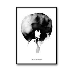 "Plakat autorski ""Woman"", 30x40 cm"