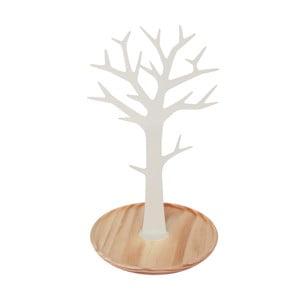 Stojak na biżuterię Tree White