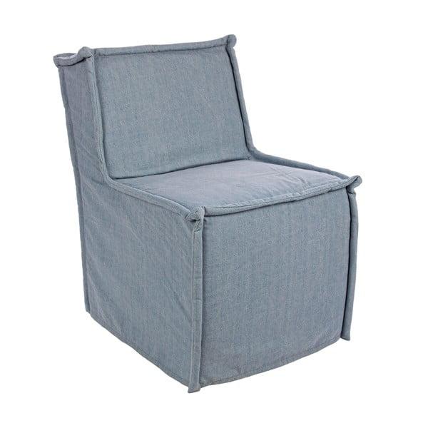 Krzesło Seduta, niebieskie