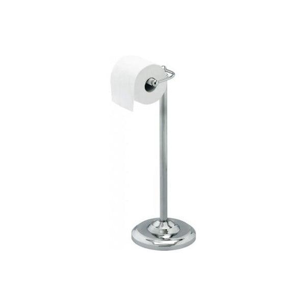 Stojak na papier toaletowy Chrome Roll