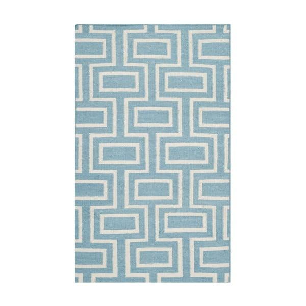 Dywan Kinskey 121x182 cm, niebieski