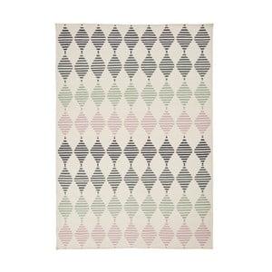Wełniany dywan Rokko Sand, 140x200 cm