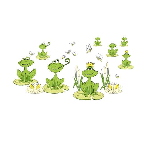 Naklejka Frogs