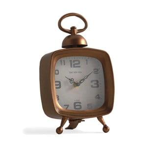 Zegar stołowy w kolorze miedzi Geese Old