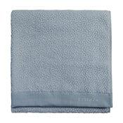 Niebieski ręcznik Essenza Connect, 50x100cm