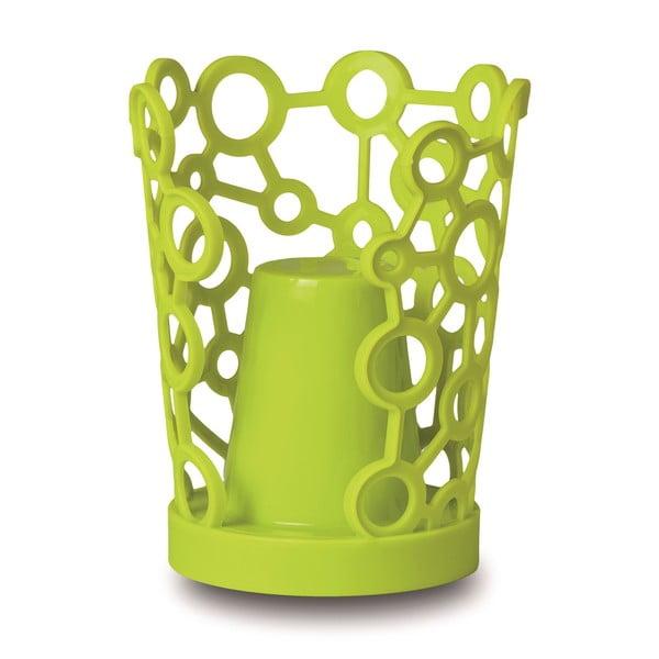Zielony stojak na kubki ForMe