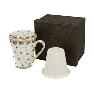 Porcelanowy kubek Crou, 400 ml
