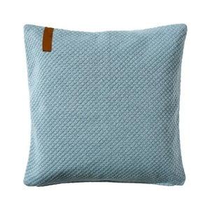 Niebieska poduszka Södahl Sailor Knit, 50x50 cm