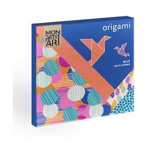 Zestaw do origami Mon Petit Art Blue