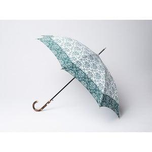 Parasol Damask, zielony