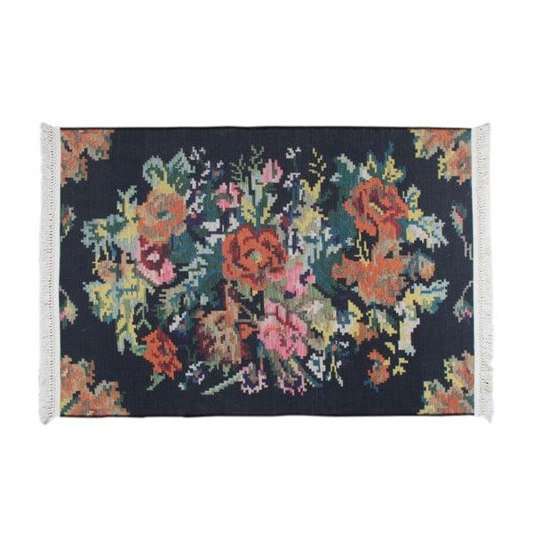 Dywan Kilim Siesta 1502 Black, 120x180 cm