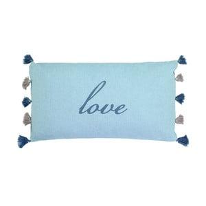 Niebieska poduszka Art For Kids Love