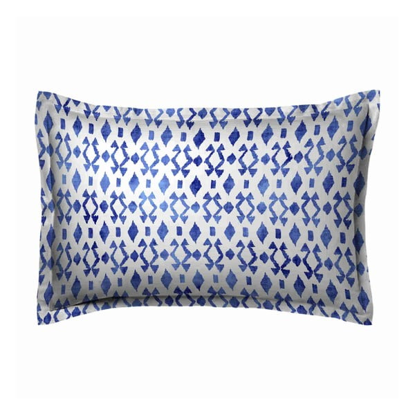Poszewka na poduszkę Bodil Azul, 50x70 cm