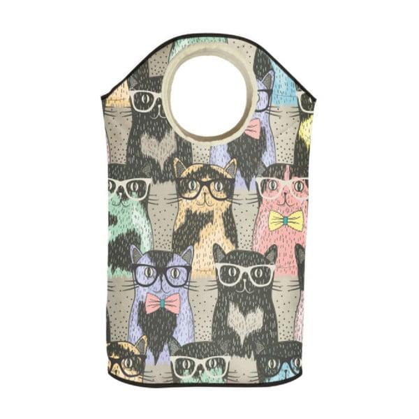 Kosz na bieliznę Cats in Glasses
