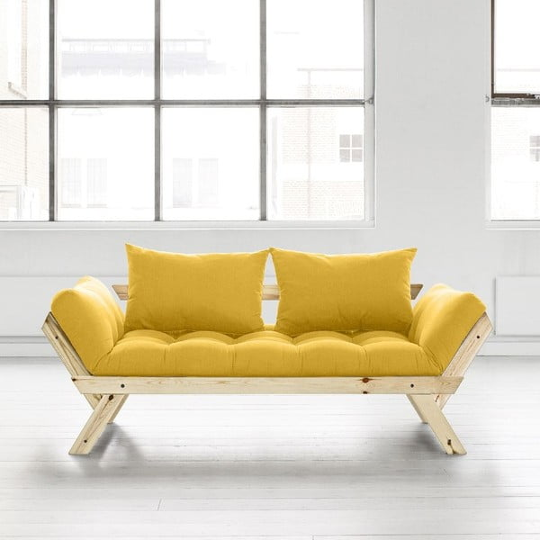 Sofa Karup Bebop Natural/Amarillo
