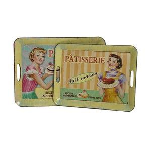 Zestaw 2 tac Patisserie