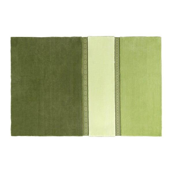 Dywan Lietuva Emko, zielony