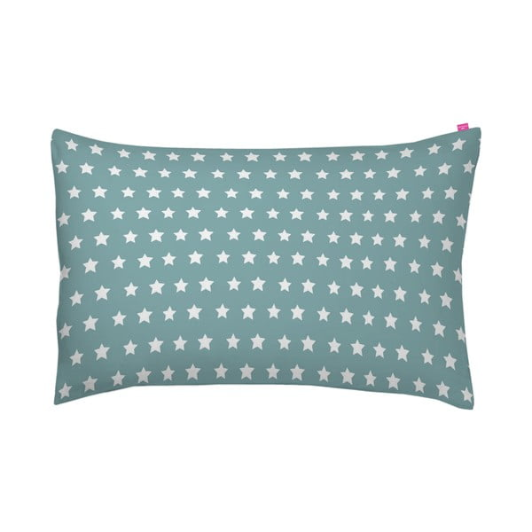 Poszewka na poduszkę Stars Azul, 70x90 cm