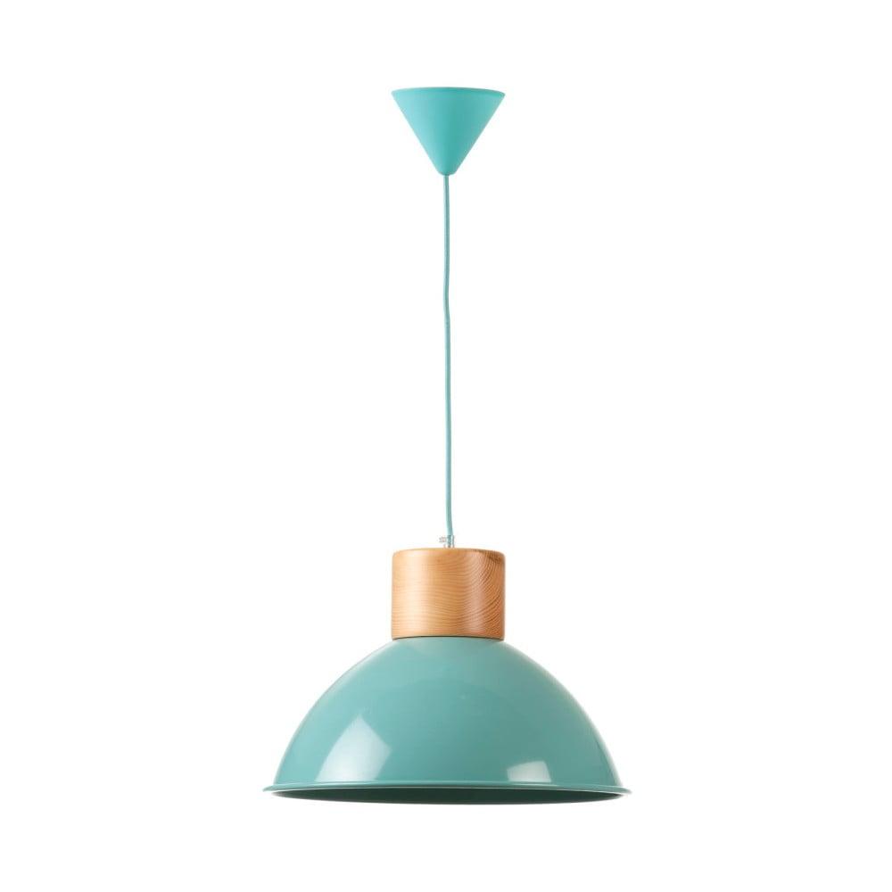 Turkusowa lampa wisząca Really Nice Things Madera