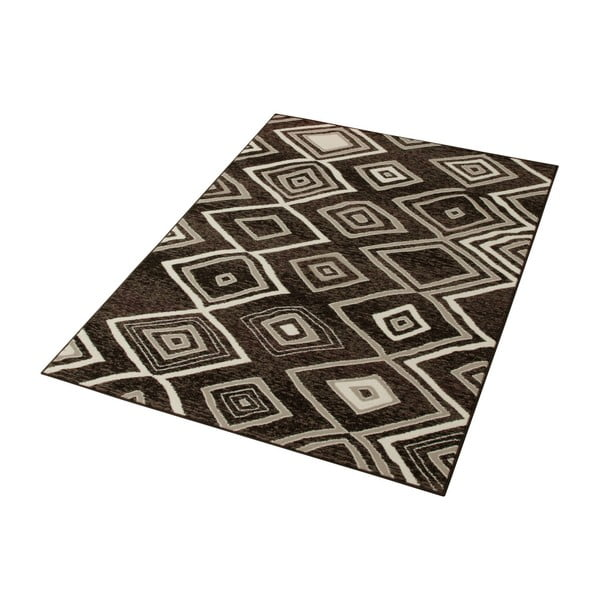 Szary dywan Prime Pile, 190x280 cm
