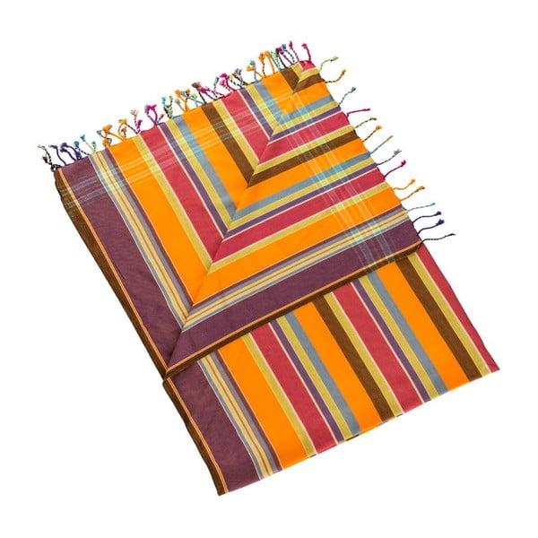 Ręcznik/pareo Canan Yellow, 100x178 cm
