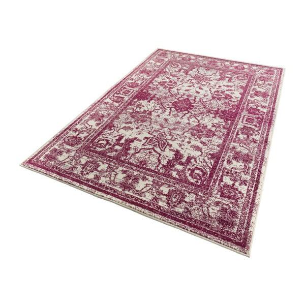 Różowy dywan Hanse Home Glorious, 70x140 cm