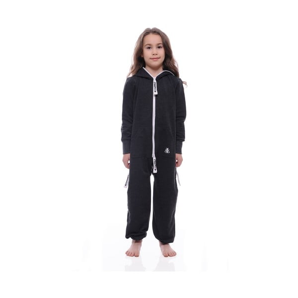 Dziecięcy kombinezon Summer Black, 8-9 lat